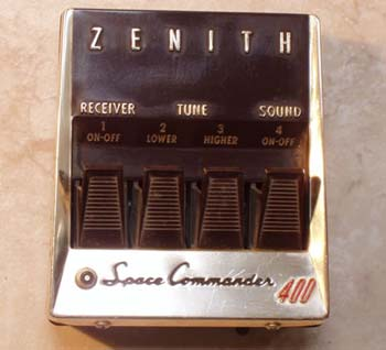 1956 Zenith Space Command